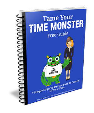 tame your time monster free guide
