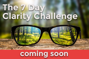 7 day clarity challenge