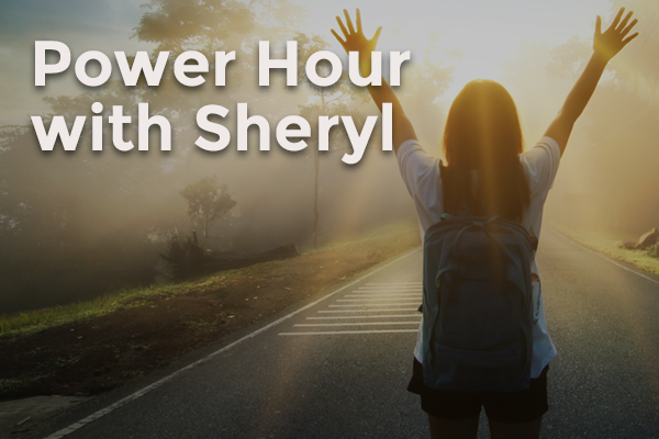 power hour with sheryl